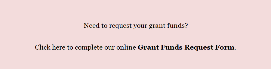Grant Funds Request Form