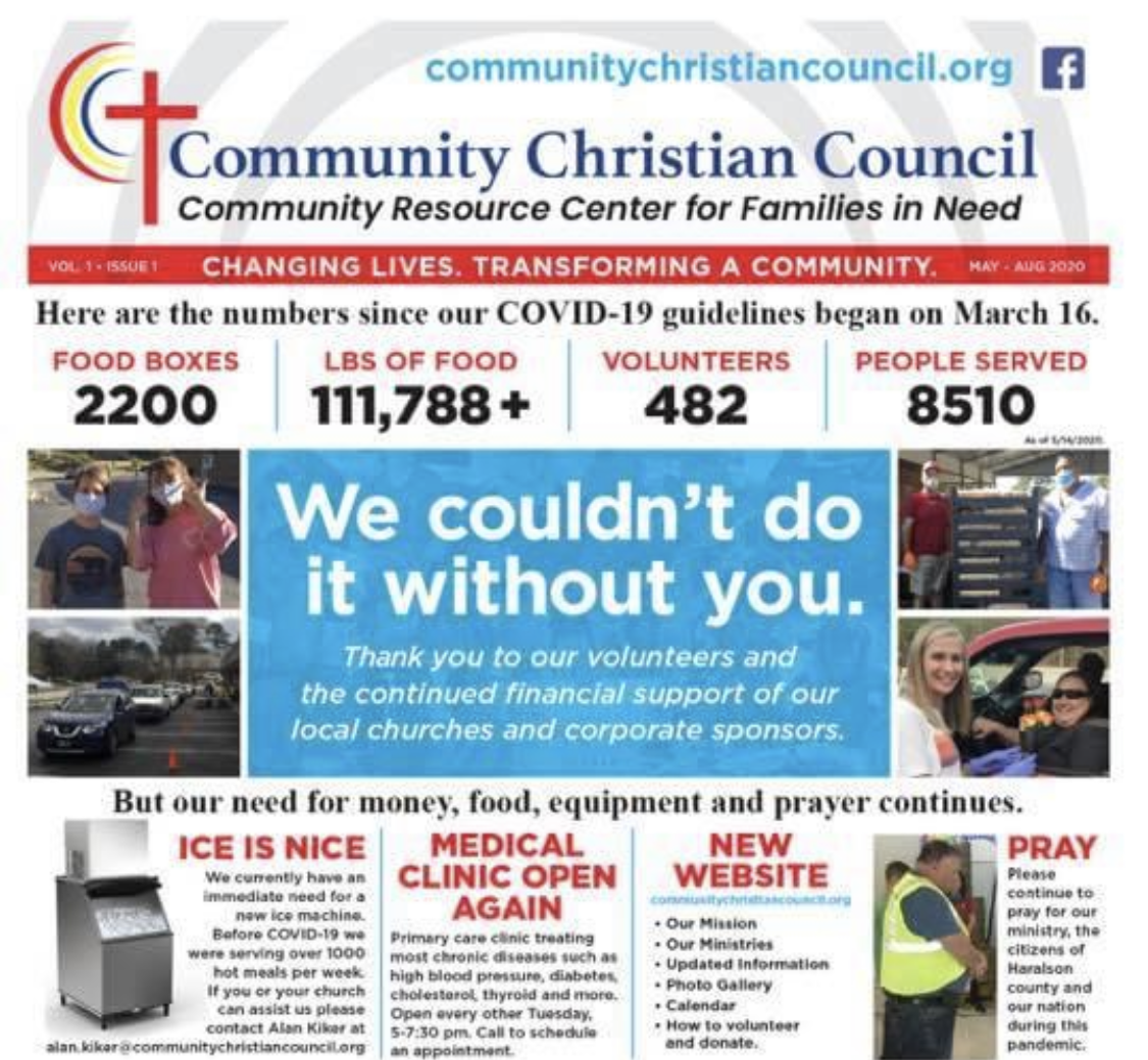 Haralson Co. Community Christian Council