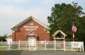 Bowdon Area Historical Society<br><br><br><i>Preserve the heritage of the Bowdon area</i>