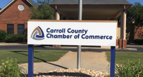 Carroll County Chamber of Commerce<br><br><i>Building a Stronger Business Community</i>