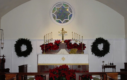 St. Margaret's Episcopal Church<br><br><br><i>To create a welcoming space where people can discover and share their spiritual gifts</i>